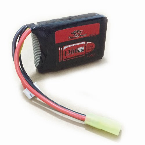 11.1V 1300mAh  PEQ Battery