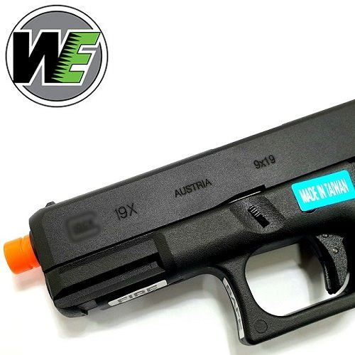 WE G19X Gen5 / Real marking