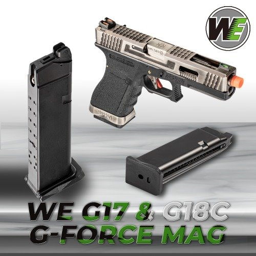 WE G-Force Magazine (G17/G18C)