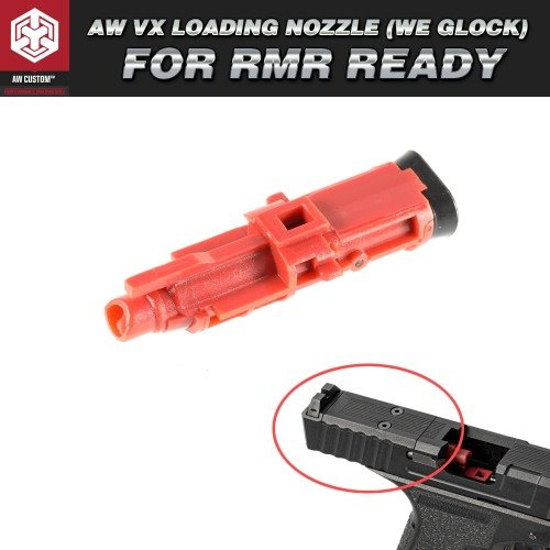 AW VX Loading Nozzle for RMR Ready