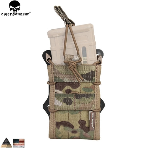 Emerson Double Rifle 5.56 MOLLE Magazine Pouch